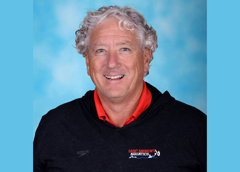 Swimming World July 2021 -- Swimming Technique Concepts - Q and A with St Andrews Coach Sid Cassidy