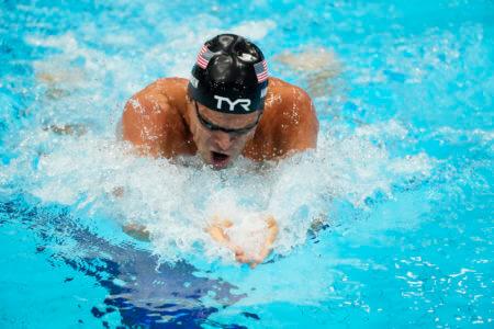 michael andrew, tokyo olympics