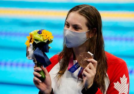 penny oleksiak, olympics