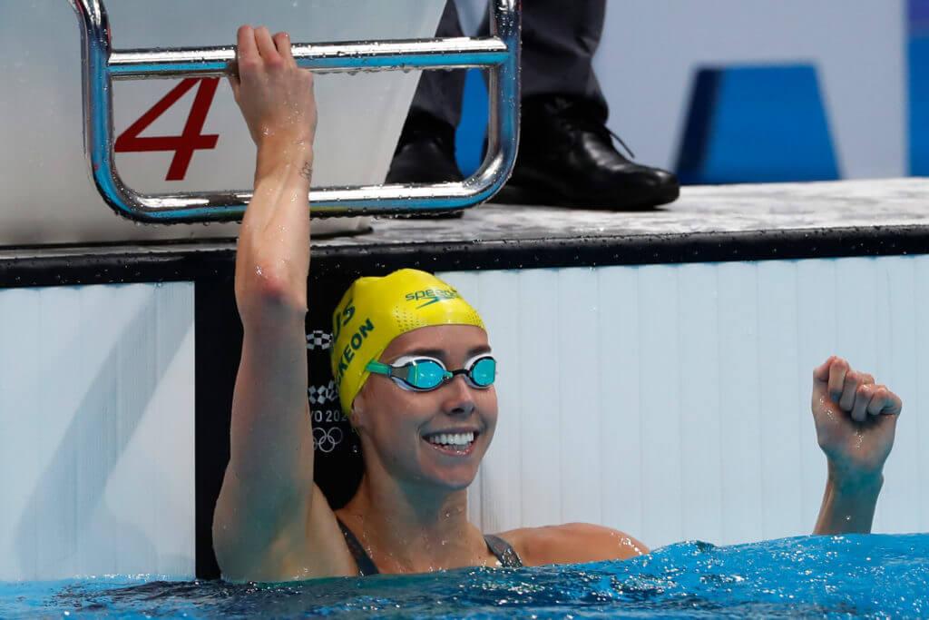 emma mckeon, olympics