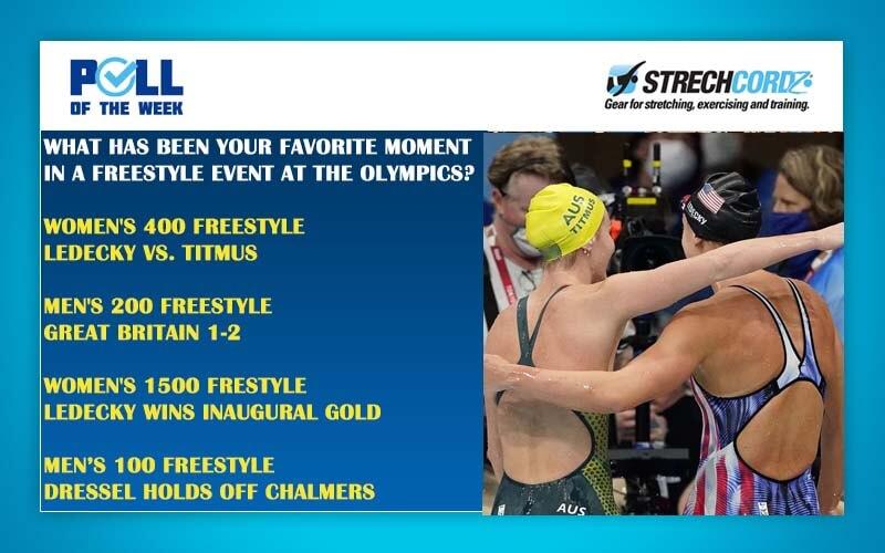 swim poll of the week