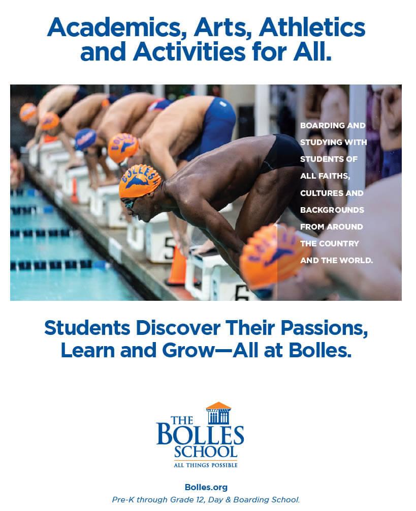 Bolles School logo 2021