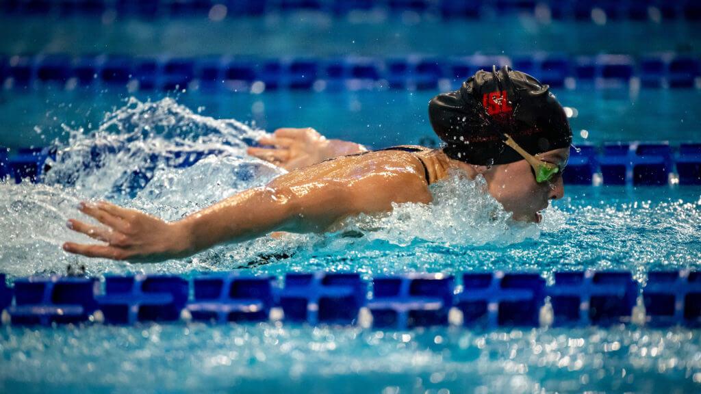 MCINTOSH Summer TOR Toronto Titans (TOR) ISL International Swimming League 2021 Match 5 day 2 Piscina Felice Scandone Napoli, Naples Photo Giorgio Scala / Deepbluemedia / Insidefoto