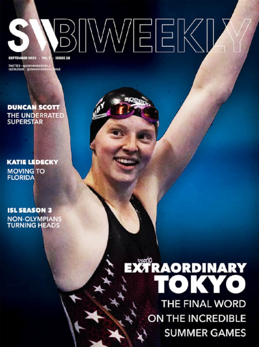 SW Biweekly - Extraordinary Tokyo: The Final Word On The Incredible Summer Games - Cover