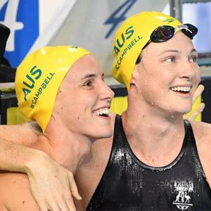 Swimming World September 2021 Presents - Gutter Talk - Bronte Campbell