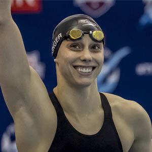 Swimming World September 2021 Presents - Gutter Talk - Hali Flickinger