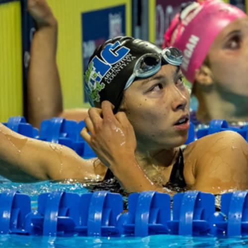 Swimming World September 2021 Presents - Gutter Talk - Torri Huske