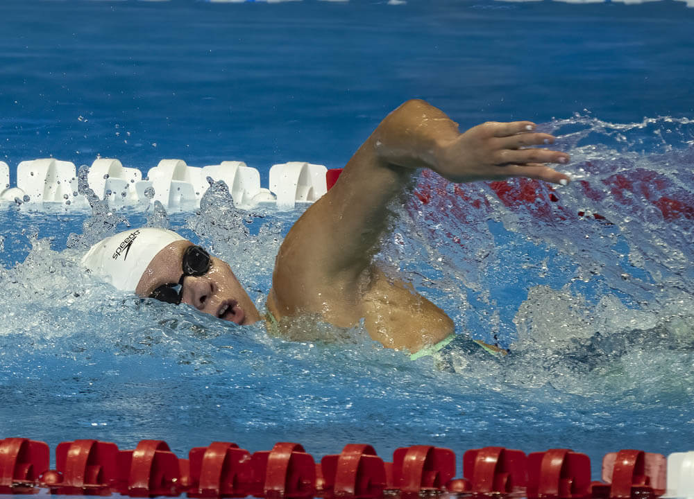 Swimming World September 2021 Presents - Special Sets with Erin Gemmell