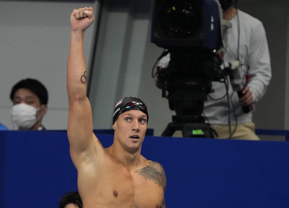 Swimming World September 2021 Presents - Tokyo Olympic Games Superlative Awards