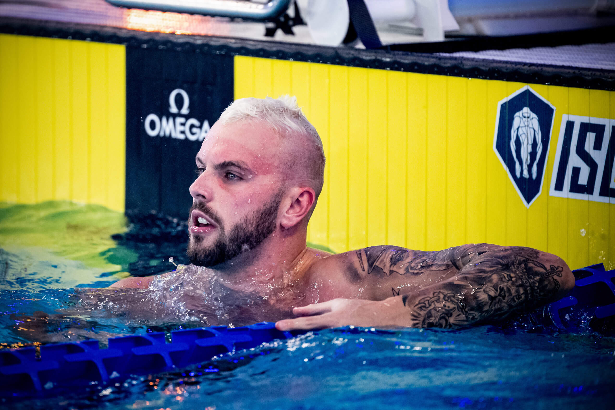 Kyle Chalmers Still Superb, Still Searching for Big Win Over Caeleb Dressel