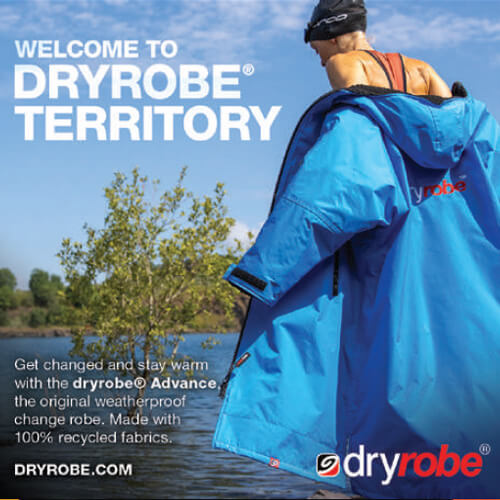 Swimming World October 2021 - 2021 Holiday Gift Guide - DryRobe