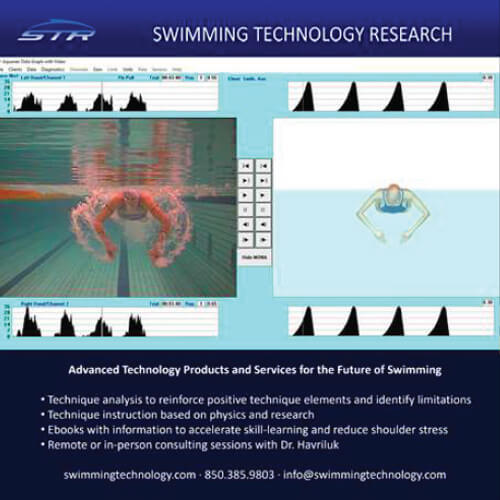 Swimming World October 2021 - 2021 Holiday Gift Guide - Swimming Technology