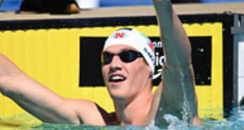 Swimming World October 2021 - Guttertalk - What are your goals racing in the ISL so soon after the Olympics - Brendon Smith