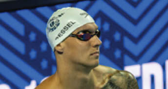 Swimming World October 2021 - Guttertalk - What are your goals racing in the ISL so soon after the Olympics - Caeleb Dressel