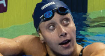 Swimming World October 2021 - Guttertalk - What are your goals racing in the ISL so soon after the Olympics - Paige Madden