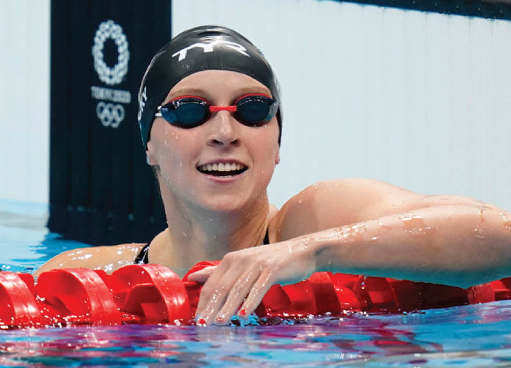 Swimming World October 2021 - The Olympic Quadrennium - A Look Back And A Look Ahead To Paris 2024b
